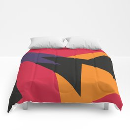 VII Raptors Comforters