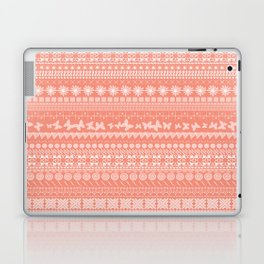 Coral-Licious Laptop & iPad Skin