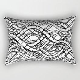 Movie Buff Rectangular Pillow