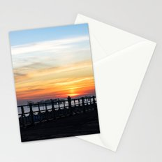 Quiet sunset Stationery Cards
