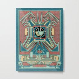 Ancient Guardian Metal Print