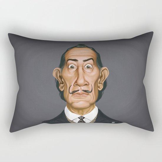 Celebrity Sunday ~ Salvador Dali Rectangular Pillow