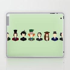 Johnny Depp Character Print Laptop & iPad Skin
