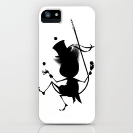 The Letter J iPhone Case