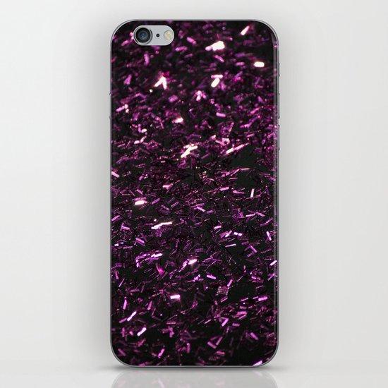 Sparkling Rain  iPhone & iPod Skin