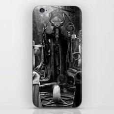 V. The Hierophant Tarot Card Illustration  iPhone & iPod Skin