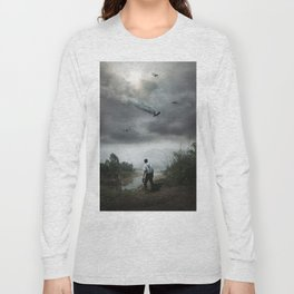 Discovering Grace Long Sleeve T-shirt