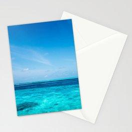 Maldives Ocean Stationery Cards