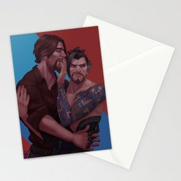 Kisses Stationery Cards