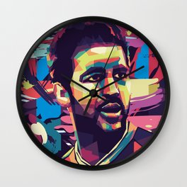 Cesc Fabregas Wall Clock