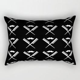Hair Dresser Rectangular Pillow