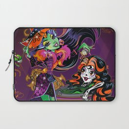 Halloween Trick or Treat Laptop Sleeve