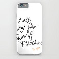 Pistachios Slim Case iPhone 6s