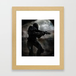 The Covenant is on Reach Framed Art Print