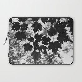 Leaves grow old gracefully Laptop Sleeve