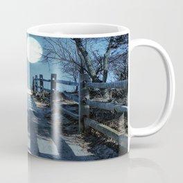 Under The Moonbeams Coffee Mug