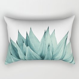Agave Vibes #8 #tropical #decor #art #society6 Rectangular Pillow