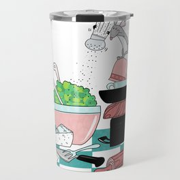 The Hungry Mouse Travel Mug