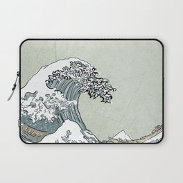 great wave 2.0 Laptop Sleeve