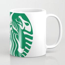 Baphomet Sacred Geometry Mark Of The Beast Star Coffee Pun T-Shirt Coffee Mug