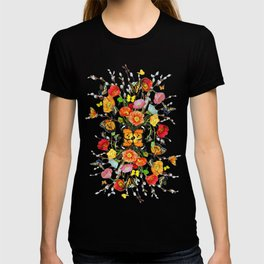 Butterfly Bouquet  T-shirt