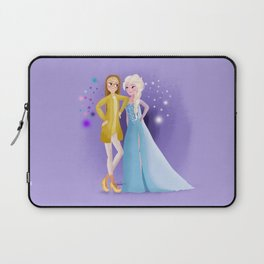 Honey & Elsa Laptop Sleeve