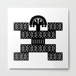 Pre-Columbian V Metal Print