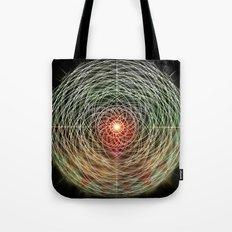 hypermandala Tote Bag
