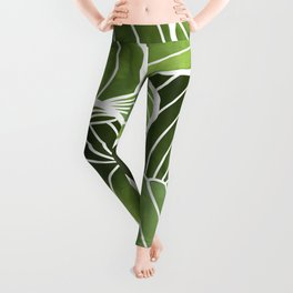 Hosta Detail Leggings