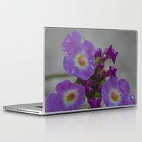 bath Laptop & iPad Skins featuring Bath by Nicole Dupee
