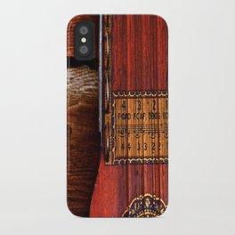 The Good Old Ukelin iPhone Case