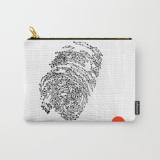 the Fingerprint Carry-All Pouch