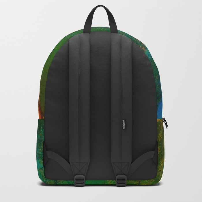 Her Memory Enshrouds My Heart (brighter version) Backpack