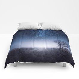 Vanishing Point Finland Comforters