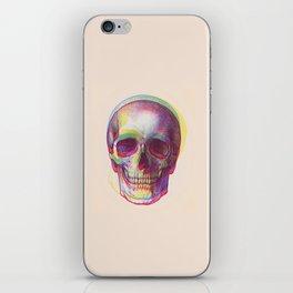 acid calavera iPhone Skin