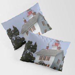 Historic Yaquina Bay Lighhouse Pillow Sham