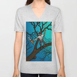 Tree Surgeons Unisex V-Neck