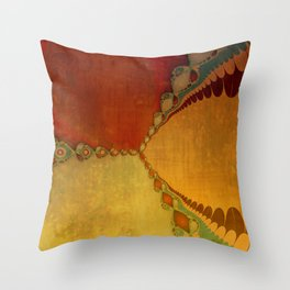 Southwestern Sunset 1 Throw Pillow