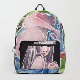Girl Sex Backpack