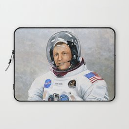 Neil Armstrong Laptop Sleeve