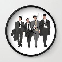 beeeetles Wall Clock