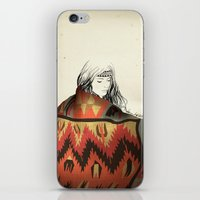 navajo iPhone & iPod Skins featuring Navajo by Karen Hofstetter