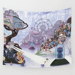 Rites of Passage Wall Tapestry
