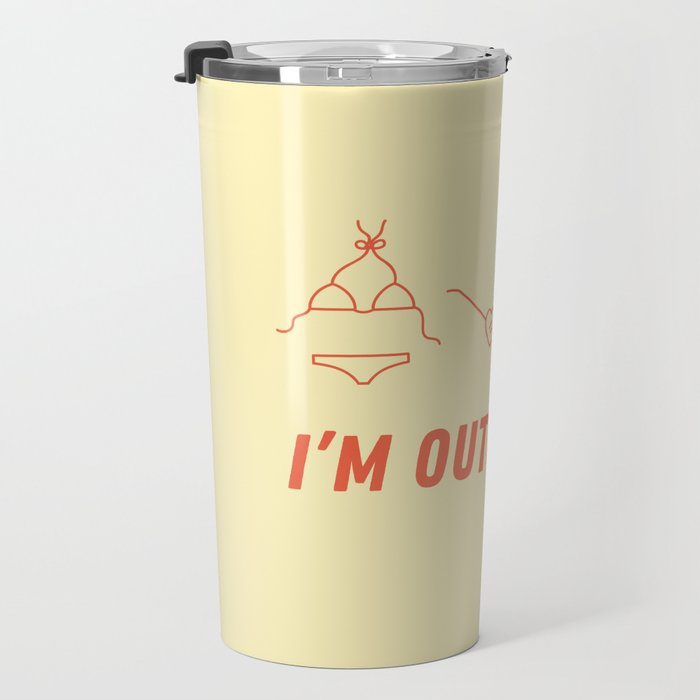 Airplane Mode Travel Mug