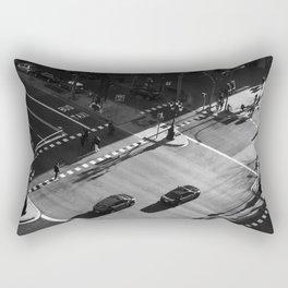 YOU LIVE YOU LEARN Rectangular Pillow