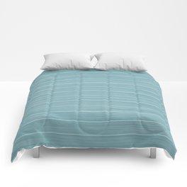 Island Paradise Blue Weathered Whitewash Wooden Beach House Comforters
