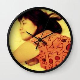 Lazy Pillow Gabi Wall Clock
