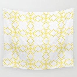 Art Deco Sphere Wall Tapestry