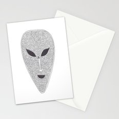 Celtic Alien Stationery Cards
