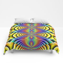 New Dynamics Pattern 4 Comforters